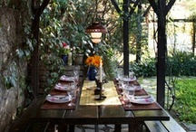Alfresco: Grilling and Dining