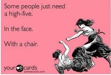 So Funny!! Lol / by Stephanie Mathison