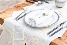 Entertaining-Buffets & Tablescapes / by Sherri Cox