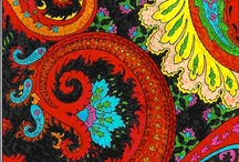 Paisley / Anything paisley patterned / by Light Bringer