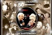 GH GetGlue & 50 years / General Hospital stickers and 50 years on the air / by J Marie McKee