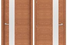 Mahogany Wood Doors / Make your home elegant with this Mahogany Wood Doors / by 27estore.com