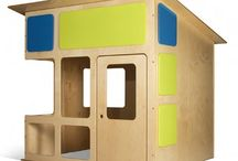 playhouses / by Molly Weber