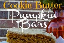 Pumpkin Goodness / pumpkin recipes / by Cecilia Carvajal