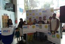 Fly to Bangkok trip contest / CONGRATULATIONS to the lucky winners of the contest held in association with Sterling holidays!! / by Max Fashion India