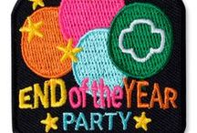 Daisy End of Year Party