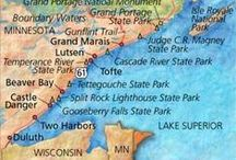 Magnificent Lake Superior / The largest of the Great Lakes, surrounded by stunning landscapes and travel adventures.