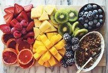 Food / Idées de plats. Recettes saines, gourmandes, & végétariennes.