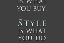 My Style / by Nancy (Sokolsky)Douglass
