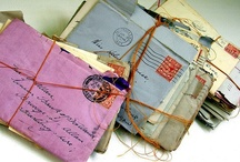 The Romance of Real Mail... / by Maitri Libellule