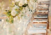 | Tables & Settings | / by Hannah Jane