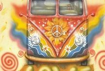 Joyful Hippy Happy Child Of The 60's & 70's....