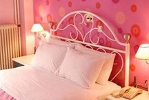 Pink rooms / by Venere.com Hotel Reservations