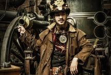 S t E a M p U n K |||||||| / Steampunk steam punk / by Paul DiNardo