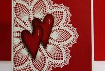 Stampin UP - Hello Doily