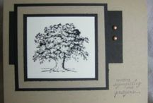 Stampin UP - Trees