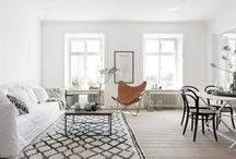 Living Room / by My Little Home Blog