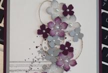 Stampin UP - Pansy Punch