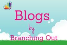 Blogs by Branching Out / We love helping small businesses to grow online!  Our blogs include tips for social media, web design, email and online marketing.
