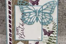 Stampin Up - Butterfly Basics