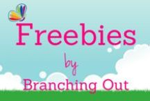 Free Printables for Small Business / Freebie downloads to get your online marketing and planning sorted!