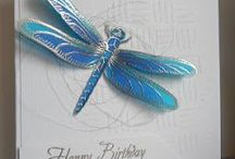 Stampin UP - Dragonfly Dream