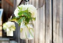 Rustic Wedding Wonder / Rustic Wedding ideas that I was hoping my sister would use but she did not. I'm not bitter.
