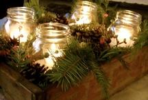Holiday - Winter & Christmas / by Lynn Dingle