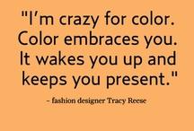 21. Colour / celebration of colour / by Jennifer Stafford
