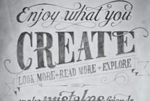 Create! / by Jennifer Stafford