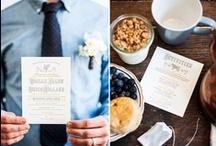 Pretty paper {Weddings}