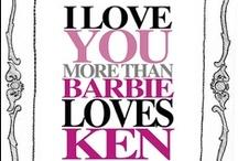 I love you more than....
