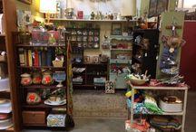 Brass Armadillo Antique Mall Booth 821 / Brass Armadillo AZ