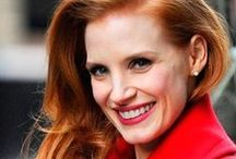 Celebrity Redheads / Photos of redhead celebrities rockin' it, whether at photo shoots, red carpet events or street fashion! #redcarpet #redheadcelebrities