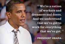 Obama-Biden 2012 / by Lynn Dingle