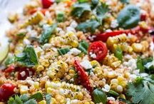 Yums to Try - Salads / by Alethea Wiberg