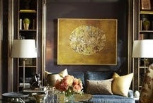 ART IN THE HOME / by Susan Thum