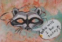 18. Masks / Images, ideas and methods for making or enjoying masks. / by Jennifer Stafford