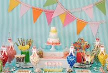 Party Party Party Ideas! / by Kirisa Moore