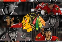All Blackhawks, all the time. / by Ronda Powell