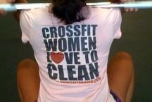 CrossFit Gear / by Natasha Hunter
