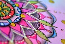 +Mandalas//Kolams//Mantras+ / by Carolynn June