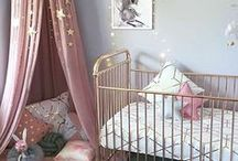 BABY GIRL NURSERY IDEAS / We bring together so many amazing and inspiring baby girl nurseries in the one place ..create your perfect baby girl room.