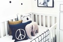 Alphabet Monkey Nurseries / Baby nurseries featuring quilts by Alphabet Monkey Designs
