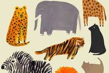 NURSERY IDEAS - SAFARI NURSERY / Modern safari is a classic theme for baby nurseries and kids rooms.. be inspired by our collection of interiors and safari themed products.
