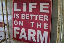 OHHH To Live on A Farm!!!! / by Jona Parker
