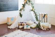 TEEPEE STYLING IDEAS / Decorating with teepees for kids rooms and nurseries as well as outside party ideas..all using the tribal teepee theme.