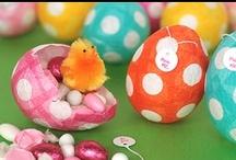Easter Crafts & Yums / Hip hop hoppity. Plenty of DIY Easter ideas, easter crafts and easter treats!