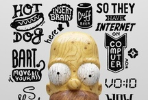 Typography / by Francisco Rosales