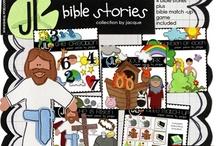 Bible for Kids - General / by Nidya de Hoyos